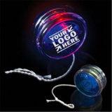 [لد] يشعل فوق [يوو] كرة أثر علامة تجاريّة