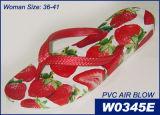 Neue PVC-Luft-durchbrennenhefterzufuhr (W0345E)