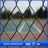 Maille de /Wire de frontière de sécurité de maillon de chaîne \ clôture