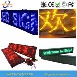 Utilisation mobile de signe de la couleur DIP546 des textes d'Afficheur LED