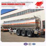 Chine Fabricant 40000 Litres Remorque à citerne à huile en alliage d'aluminium