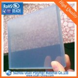 Transparente 3.0mm Hoja de PVC Grueso, 4 * 8 Tamaño Hoja de PVC rígido, duro PVC transparente Hoja rígida para Panel