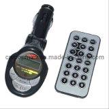 Coche MP3 Fm Transmitter con Construir-en Memory Flash (I-FMT41F)