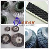産業ブラシ用剛毛のためのプラスチックフィラメントの延伸機