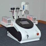 Corpo di cavitazione rf di ultrasuono che dimagrisce la macchina di congelamento grassa del laser di Lipo di perdita di peso di Cryo Cryolipolysis della strumentazione