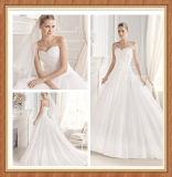 Plus défunt Beauty de Simplicity Sweetheart Chiffon Wedding Dress (FB8000)