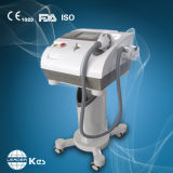 Máquina portable aprobada del retiro IPL Shr del pelo del CE médico