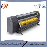 los 3.2m impresora de inyección de tinta ancha del formato del color de la flora de 8 de Konica pistas de la impresión