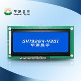 """4.3 """" Grafische het Bekijken van de Module van de Vertoning van Stn LCD Richting 6 Uur"""