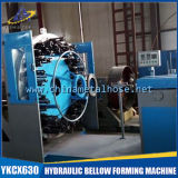Горизонтальная 24 машины заплетения стальных провода несущих для резиновый шланга