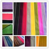 Baumwoll-Polyester beschichtet, Sofa-Vorhang-Velour-Gewebe scharend