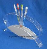 Constructeur acrylique d'étalage de support de crayon lecteur