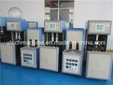 Semi-automática máquina de moldeo por soplado y estiramiento