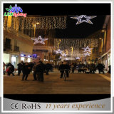 Horizonte de calidad superior de la decoración de la Navidad del día de fiesta LED para la calle