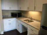 Fluss-weiße Granit-Oberseiten für Küche u. Badezimmer