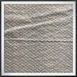 Tela do laço do ilhó do algodão da tela do bordado do algodão