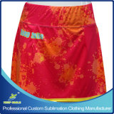 Mulheres 's Custom Sublimation Lacrosse Clothes para Border Skirt
