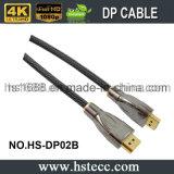 High-End van 15m het Mannetje van de Kabel van DP van het Metaal aan Mannelijke Kabel Displayport met de Prijs van de Fabriek