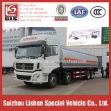 Sale Fuel Tanker Trailer 25ton Dongfeng Tianlong 8*4 Oil Tank Truck를 위한 기름 Tanker