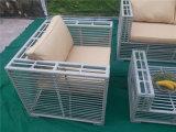 Mobilia esterna del sofà del giardino del rattan