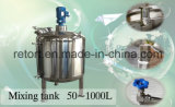 1000L Steam Jacketed Mixing Tank
