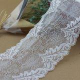 Nylon e Spandex di lavoro a maglia Lace Ribbon per Lingeries