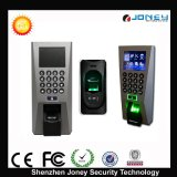 TFT Screen Zksoftware Fingerprint Reader Standalone Access Control (controlador do acesso F18)