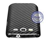高品質SamsungギャラクシーS3のための実質カーボンファイバーの携帯電話の箱