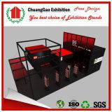 Cabina estándar de la exposición para el soporte de visualización modular