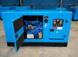 Motor diesel diesel de jogo de gerador do poder silencioso de Ricardo (20KW~200KW)