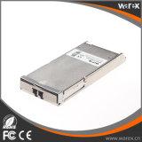 estensione del connettore 10km di LC del duplex del modulo del ricetrasmettitore di 100GBASE CFP2