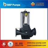 De Verticale Stille Ingeblikte Pomp van de Motor PBG/de Pomp van het Schild