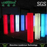 Coluna do partido do evento da decoração do diodo emissor de luz
