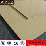 Tuiles jaunes Polished nanoes de plancher de tuiles et de mur de Pulati de la meilleure vente de Foshan
