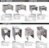 Vertikaler Gas-Teigwaren-Kocher-Nudel-Kocher Gn-6