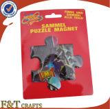 Magnete pieno promozionale decorativo del frigorifero della resina di stampa (FTFM2253A)