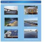 Sistema eléctrico solar del pequeño kit casero del panel solar