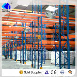 Rack에 있는 산업 Storage Warehouse Metal Filo Drive