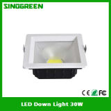 Diodo emissor de luz Down Light 30W