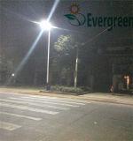 Regulador solar 12V/24V de la carga para todos en las luces de una calle 60W