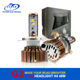 Erfinderischer Scheinwerfer der neuen Produkt-2016 des Produkt-40W 3600lm LED für Auto und Motorrad mit CREE LED H4