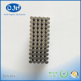 "1/8 "" Durchmesser X 1/4 "" Thick Extra Strong Cylinder Magnet für Sensor"