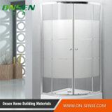 Recinto de aluminio de la ducha de la puerta deslizante para el cuarto de baño