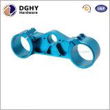 Fábrica hecha modificada de fresado CNC piezas de mecanizado CNC de aluminio y piezas de torneado anodizado
