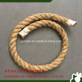 Cordon de torsion de corde d'emballage de sisal de corde de Manille