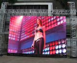 P10 parete esterna del video dell'affitto LED