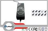 Fabricante 12V-24V 0.7A del cargador o cargador de batería de 1.4A NiCd NiMH