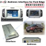 Interfaccia di percorso Android di Mirrorlink del telefono mobile video per 2016 Ford, fuoco, bordo, Lincoln, fuga