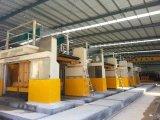 Sierra de piedra de mármol del &Gang de la máquina del corte por bloques