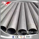 Tianjin fabricó el tubo de acero barnizado negro de carbón de ERW